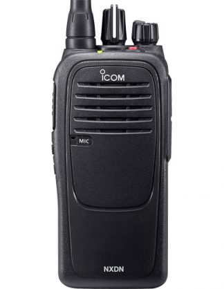Icom IC-F2000D UHF Digital Professional Commercial Handset