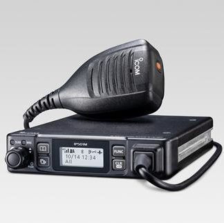 Icom IP501M LTE/PoC Mobile Radio For Vehicles Or Base Operation